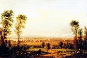 Robert S.Duncanson View of Cincinnati oil painting artist