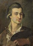 Anonymous Portrait of a Painter Spain oil painting artist