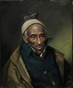 Charles Wilson Peale Portrait of Yarrow Mamout oil