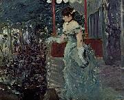 Edouard Manet Cafe-Concert oil painting reproduction