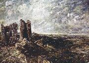 John Constable Hadleight Castle oil painting reproduction