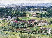 Theodore Robinson Giverny Spain oil painting artist