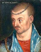 Antoni Boys Portrait of Henry of Iron oil painting