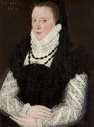 Attributed to Wilkie Margaret of Austria oil painting
