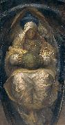 Georeg frederic watts,O.M.S,R.A. The All Pervading oil painting artist