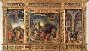 Andrea Mantegna Triptych oil painting picture wholesale