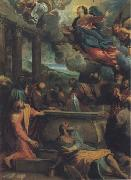 Annibale Carracci The Assumption of the Virgin oil painting picture wholesale