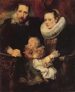 Anthony Van Dyck Family Portrait oil painting picture wholesale