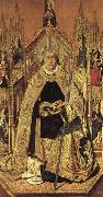 Bartolome Bermejo St.Dominic of Silos oil painting picture wholesale