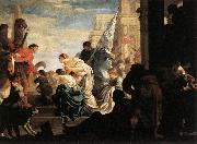 Bourdon, Sebastien A Scene from Roman History oil painting picture wholesale