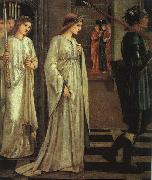 Burne-Jones, Sir Edward Coley The Princess Sabra Led to the Dragon oil painting picture wholesale