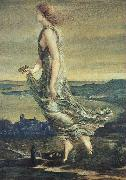 Burne-Jones, Sir Edward Coley Evening Star oil painting picture wholesale