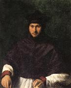 CARPI, Girolamo da Portrait of Archbishop Bartolini Salimbeni oil painting picture wholesale