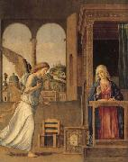 CIMA da Conegliano Annunciation oil painting picture wholesale