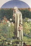 Charles Collins Convent Thoughts oil painting picture wholesale