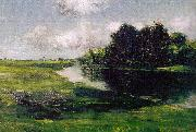 Chase, William Merritt Long Island Landscape after a Shower of Rain oil painting picture wholesale