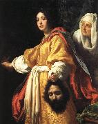 Cristofano Allori Judith with the Head of Holofernes oil painting artist