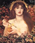 Dante Gabriel Rossetti Venus Vertisordia oil painting picture wholesale
