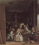 Diego Velazquez Las meninas,or the Family of Philip IV oil painting picture wholesale