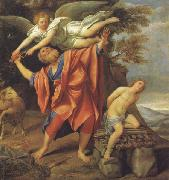 Domenichino The Sacrifice of Abraham oil painting picture wholesale