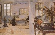 Edouard Vuillard In a Room oil painting picture wholesale