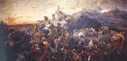 Emanuel Leutze Westward the Course of Empire Takes its Way (Westward Ho) oil painting picture wholesale