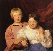 Ferdinand Georg Waldmuller Children oil painting picture wholesale