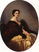 Franz Xaver Winterhalter S.P.Naryshkina oil painting picture wholesale