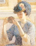 Frieseke, Frederick Carl Reflections oil painting picture wholesale