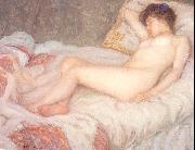 Frieseke, Frederick Carl Sleep oil painting artist