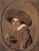 HALS, Frans A Young Man in a Large Hat oil painting picture wholesale