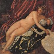 Jacopo Tintoretto Leda and the Swan oil painting picture wholesale