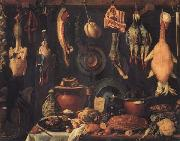 Jacopo da Empoli Still Life with Game oil painting picture wholesale