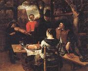 Jan Steen The Meal oil painting picture wholesale