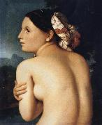Jean-Auguste Dominique Ingres Back View of a Bather oil painting picture wholesale