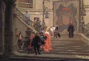 Jean-Leon Gerome L Eminence grise oil painting picture wholesale