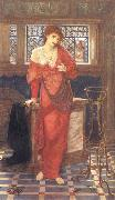 John Melhuish Strudwick Isabella oil painting picture wholesale