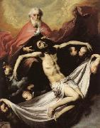 Jose de Ribera The Holy Trinity oil painting artist