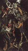 El Greco The Adoration of the Shepherds oil painting picture wholesale