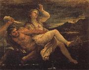 Luca Giordano Repe of Deianira oil painting picture wholesale