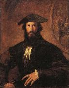 PARMIGIANINO Portrait of a Man oil painting picture wholesale