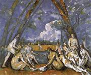 Paul Cezanne The Large Bathers oil painting picture wholesale