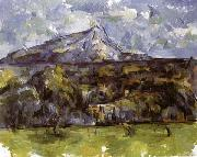 Paul Cezanne Mont Sainte-Victoire,Seen from Les Lauves oil painting picture wholesale