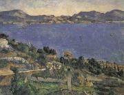 Paul Cezanne L'Estanque oil painting picture wholesale