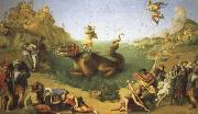 Piero di Cosimo Andromeda Freed by Perseus oil painting picture wholesale