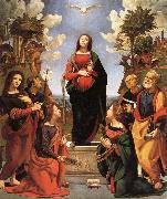 Piero di Cosimo The Immaculate Conception and Six.Saints oil painting picture wholesale