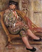 Pierre Renoir Ambrois Vollard Dressed as a Toreador oil painting picture wholesale