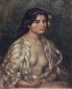 Pierre Renoir Female Semi-Nude oil painting picture wholesale