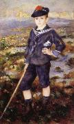 Pierre Renoir Sailor Boy oil painting picture wholesale