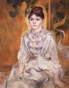 Pierre Renoir Young Girl with a Swan oil painting picture wholesale